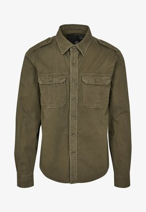 VINTAGE  - Camicia - olive