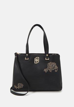 TOTE L - Handbag - nero