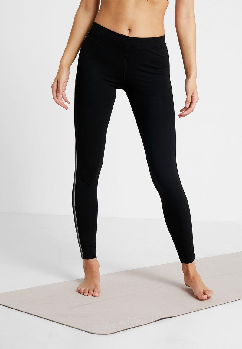 Hunkemöller - LEGGING - Leggings - black