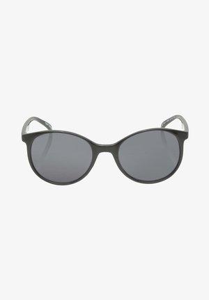 Sonnenbrille - black-light pink