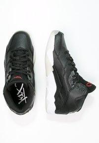 K1X - ANTI GRAVITY - Zapatillas altas - black/white/red - 1