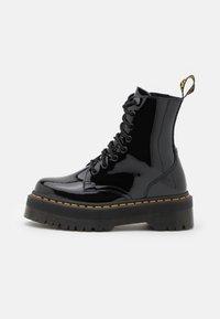 JADON - Kotníkové boty na platformě - black