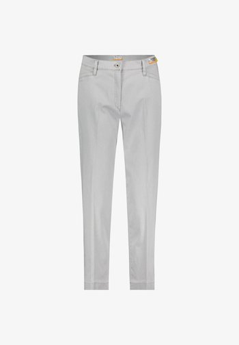 LORELLA - Trousers - silber (12)