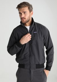Patagonia - BAGGIES - Blouson - ink black - 0