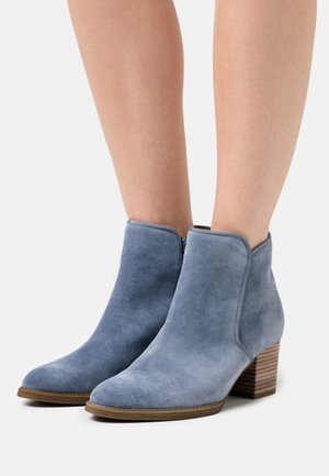 Ankle boots - nautic