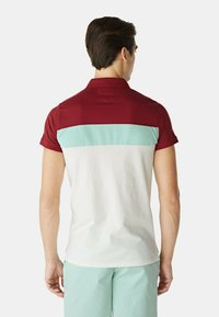 McGregor - Polo shirt - white mint red - 3
