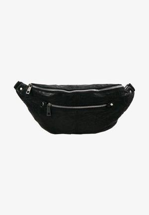 ALBERTE WASHED - Bum bag - black