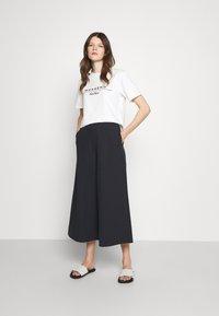 WEEKEND MaxMara - NAVETTA - Print T-shirt - white - 1