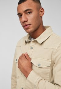 QS by s.Oliver - Shirt - beige - 3
