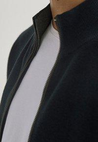 Massimo Dutti - Cardigan - evergreen - 3