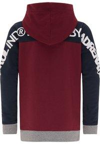 Petrol Industries - Zip-up hoodie - deep navy - 1