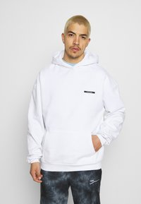 9N1M SENSE - SILENCE WAVES HOODIE - Sweatshirt - white - 2
