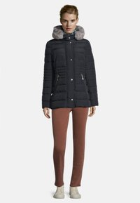 Gil Bret - KUNSTDAUNE - Winter jacket - donkerblauw - 1