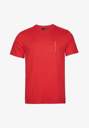 RETRO SURFER - Print T-shirt - plaid