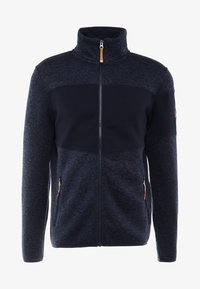 Icepeak - ABBOTT - Fleece jacket - dark blue - 4