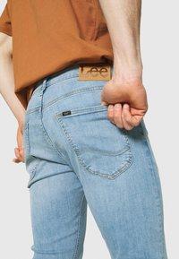 Lee - LUKE - Jeans slim fit - bleached cody - 3