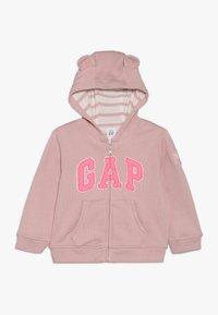 GAP - HOOD BABY - Sweatjakke /Træningstrøjer - pink standard - 0