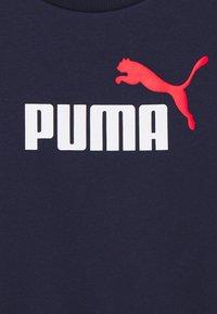 Puma - ESS CREW - Sweater - peacoat - 2