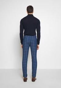 Topman - JAMES - Oblekové kalhoty - blue - 2