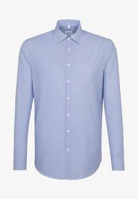 Seidensticker - SLIM FIT - Shirt - blue - 7