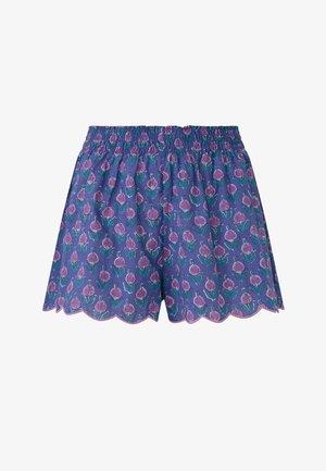 ORNAMENTEN IM INDISCHEN STIL - Bas de pyjama - purple