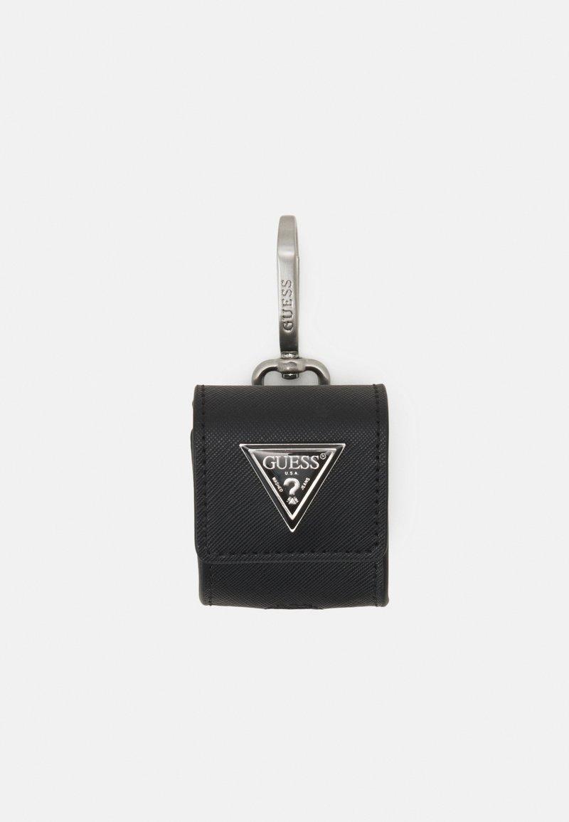 Guess - CERTOSA EARPHONE HOLDER UNISEX - Autres accessoires - black