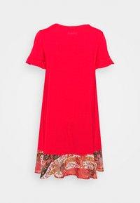 Desigual - Robe en jersey - red - 7