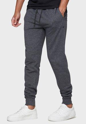 TRIFOLIATE - Pantalon de survêtement - black grindle