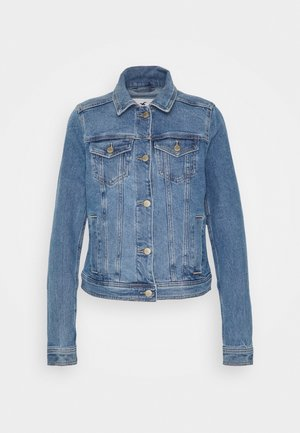 CLASSIC JACKET  - Džínová bunda - blue denim