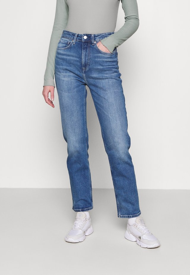 LEXI SKY HIGH - Jeans straight leg - denim