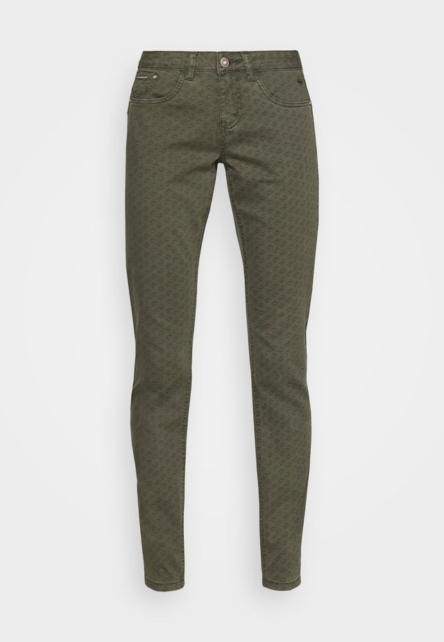 CRLOTTE PRINTED PANT - Trousers - ethnic seaturtle