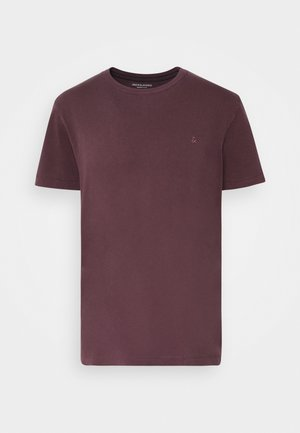 JJEWASHED TEE O NECK - T-shirt basic - port royale