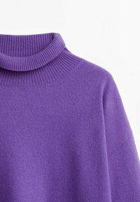 Massimo Dutti - Jumper - dark purple - 3