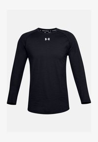 Under Armour - CHARGED  - Long sleeved top - black - 0