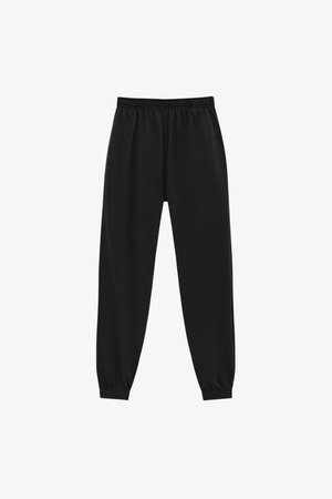BASIC-JOGGER - Pantaloni sportivi - black