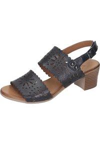 Piazza - High heeled sandals - schwarz - 1