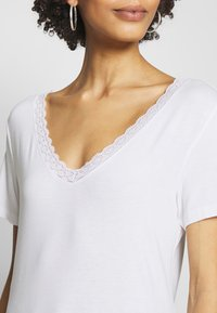Anna Field - T-shirts - white - 4