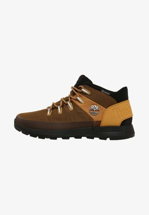 SPRINT TREKKER MID FABRIC WP - Sneakers basse - wheat mesh