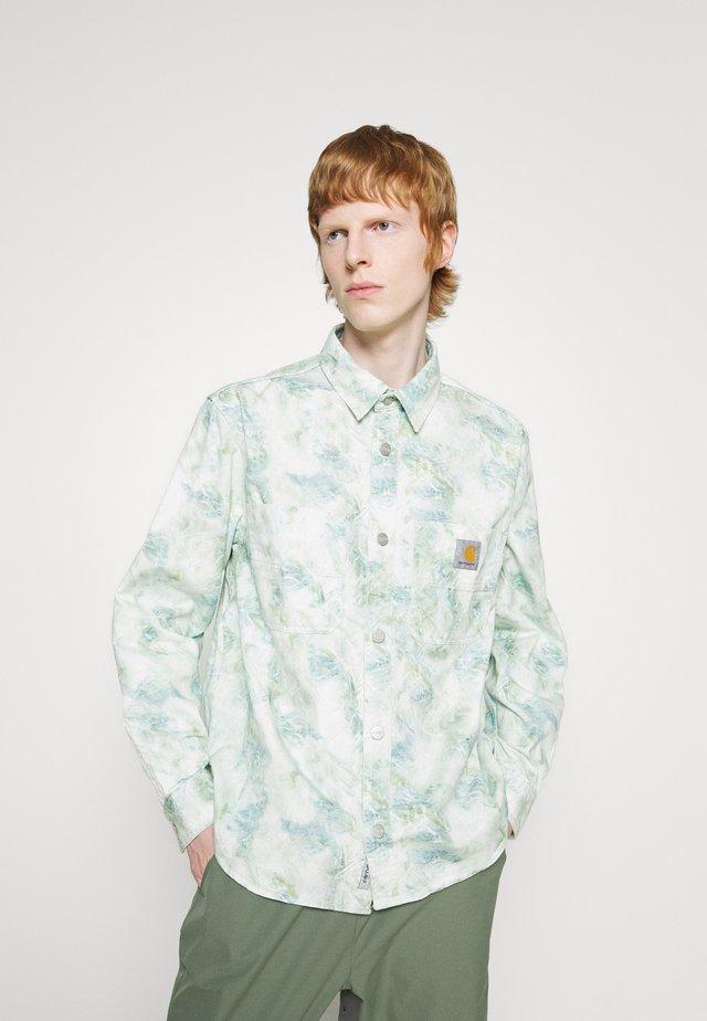 MARBLE SHIRT - Camisa - wave