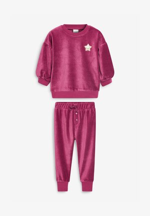 SET - Sweatshirt - purple