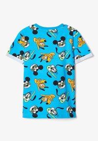 Name it - DISNEY - T-shirt print - hawaiian ocean - 1