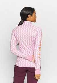 Peak Performance - SPIRIT HALF ZIP - Long sleeved top - rose - 2