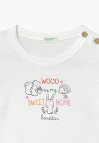 Benetton - Longsleeve - white - 2