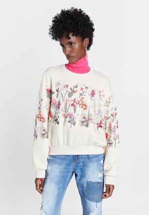 COLETTE - Sweater - white