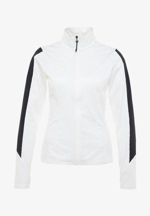 ELLEN - Fleece jacket - blanc