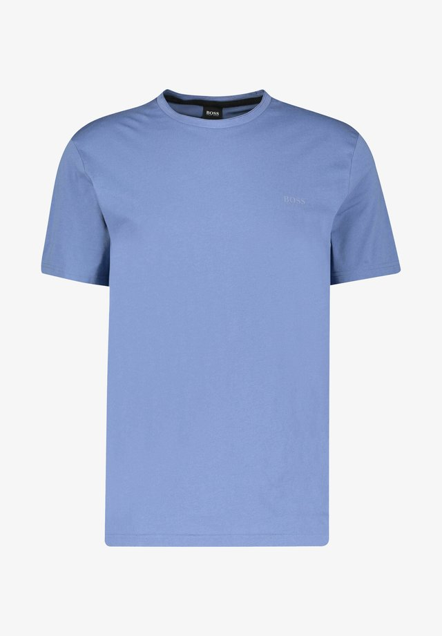 TRUST - Basic T-shirt - blau