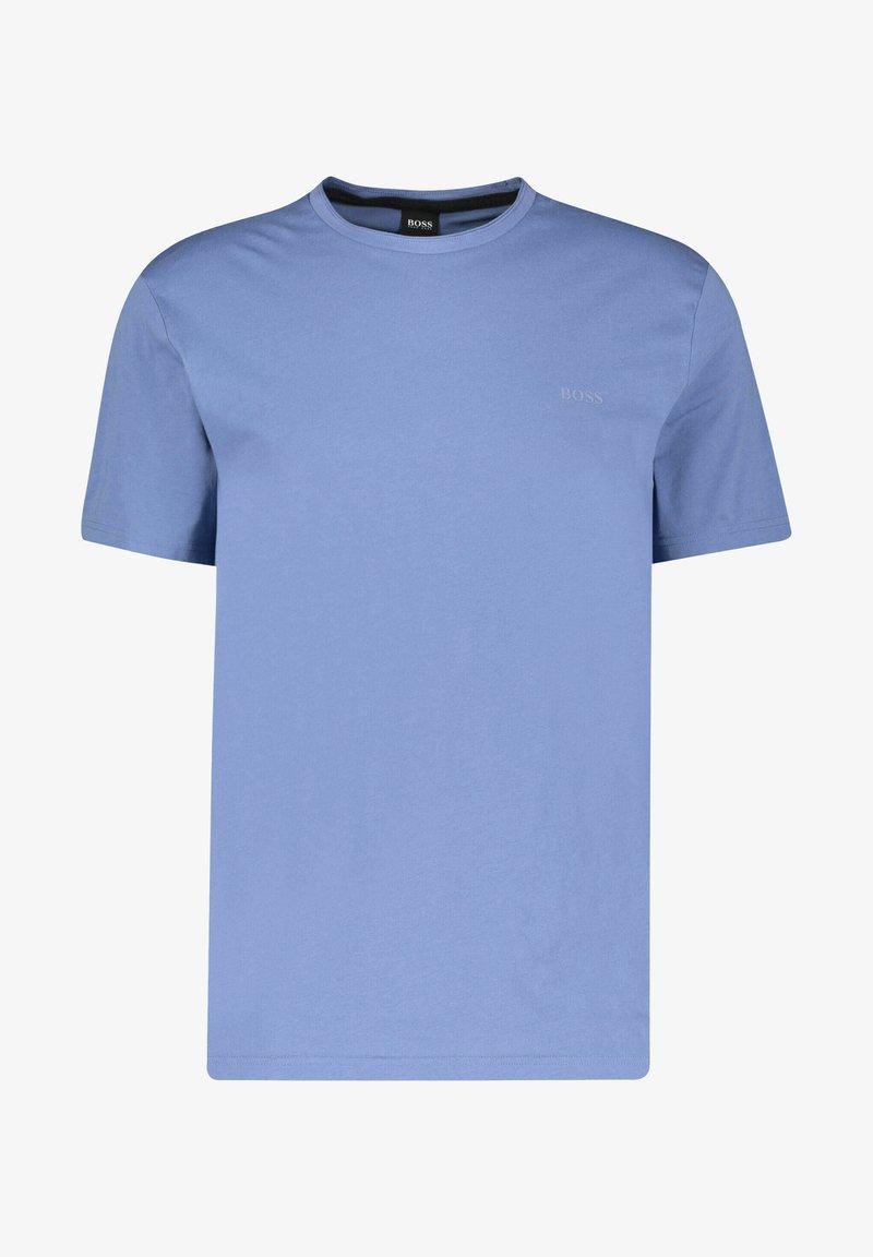 BOSS - TRUST - Basic T-shirt - blau