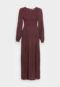 LASCANA - SMOK - Maxi dress - aubergine - 3