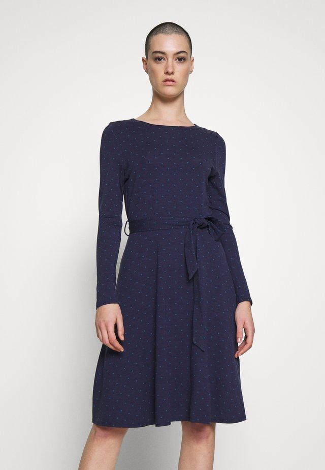 MONICA - Jersey dress - navtealspt