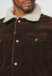Nudie Jeans - BONNY - Jas - brown - 5